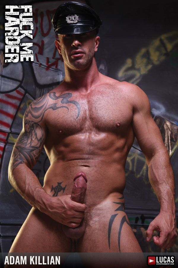 Adam Killian - Gay Model - Lucas Raunch