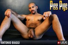Antonio Biaggi - Gay Model - Lucas Raunch