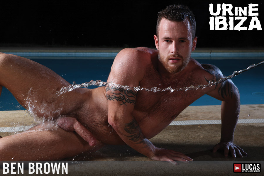 Ben Brown - Gay Model - Lucas Raunch