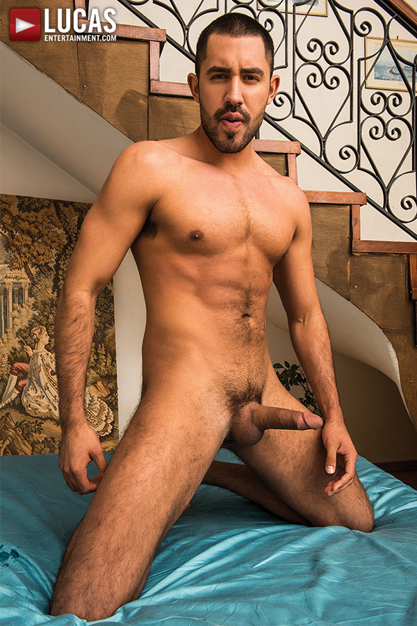 Gabriel Taurus - Gay Model - Lucas Raunch