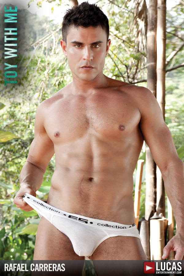 Rafael Carreras - Gay Model - Lucas Raunch