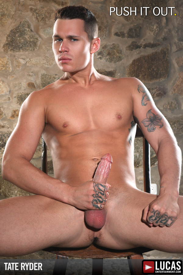 Tate Ryder - Gay Model - Lucas Raunch