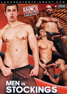 Men In Stockings - Front Cover
