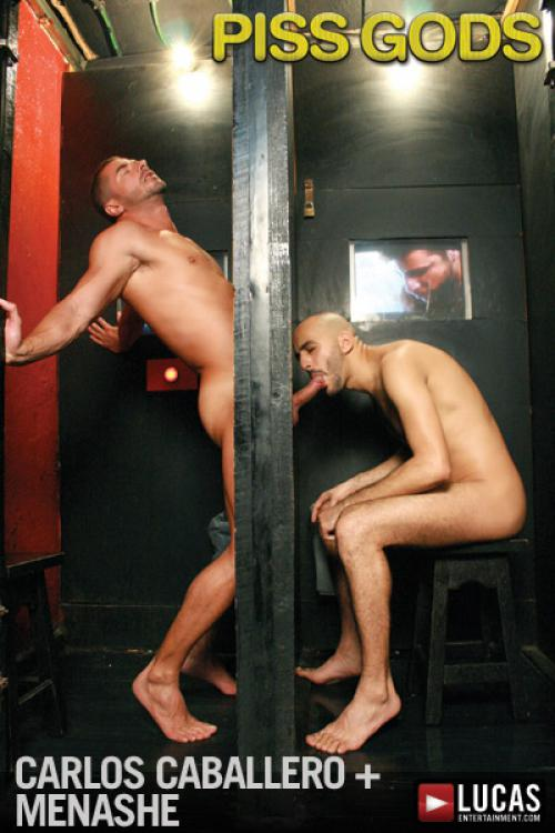Naked photos from gay movie Piss Gods