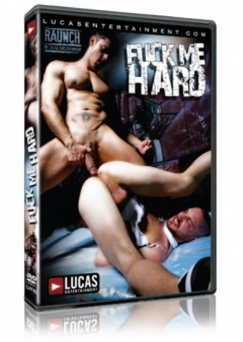 Poster of gay porn movie Fuck Me Hard