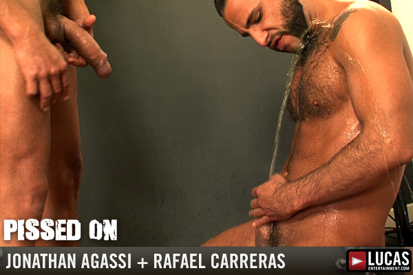 Naked photos from gay movie Pissed On