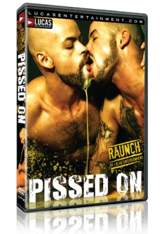 Poster of gay porn movie Pissed On