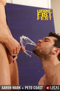 Naked photos from gay movie Urine Fist Fest