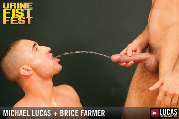 Urine Fist Fest - Gay Movies - Lucas Raunch