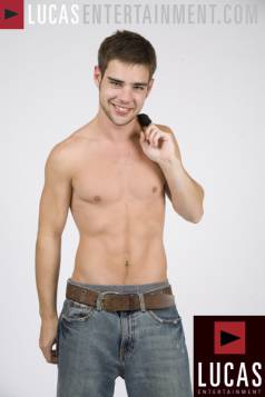 Zack Randall - Gay Model - Lucas Raunch