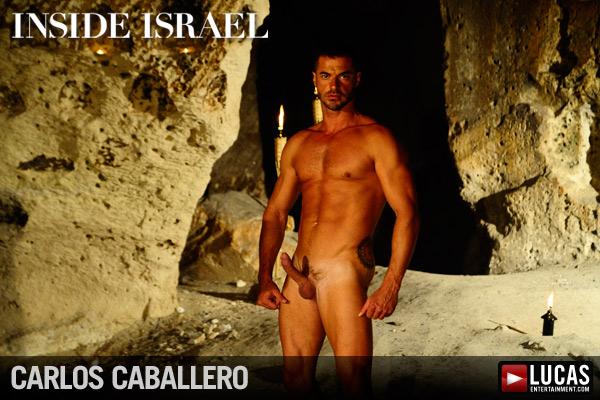 Carlos Caballero - Gay Model - Lucas Raunch
