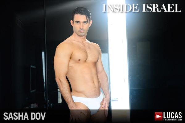 Sasha Dov - Gay Model - Lucas Raunch
