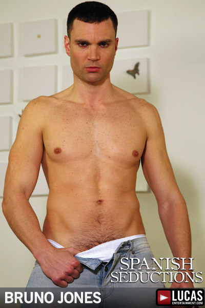 Bruno Jones - Gay Model - Lucas Raunch