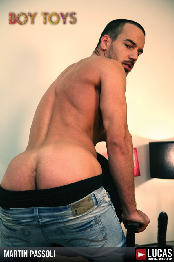 Martin Passoli - Gay Model - Lucas Raunch