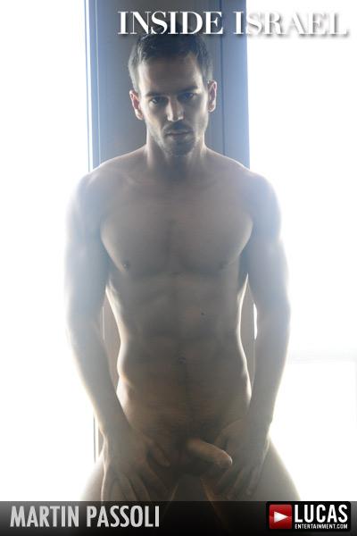 Martin Passoli - Gay Model - Lucas Raunch