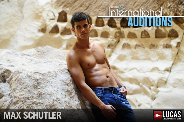 Max Schutler - Gay Model - Lucas Raunch