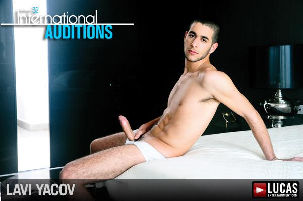 Lavi Yacov - Gay Model - Lucas Raunch