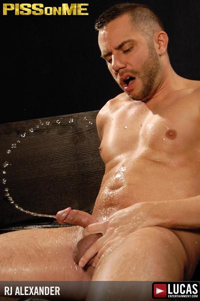 R.J. Alexander - Gay Model - Lucas Raunch