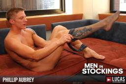 Phillip Aubrey - Gay Model - Lucas Raunch