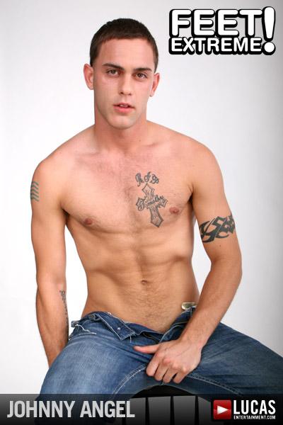 Johnny Angel - Gay Model - Lucas Raunch