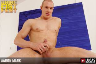 Aaron Mark - Gay Model - Lucas Raunch