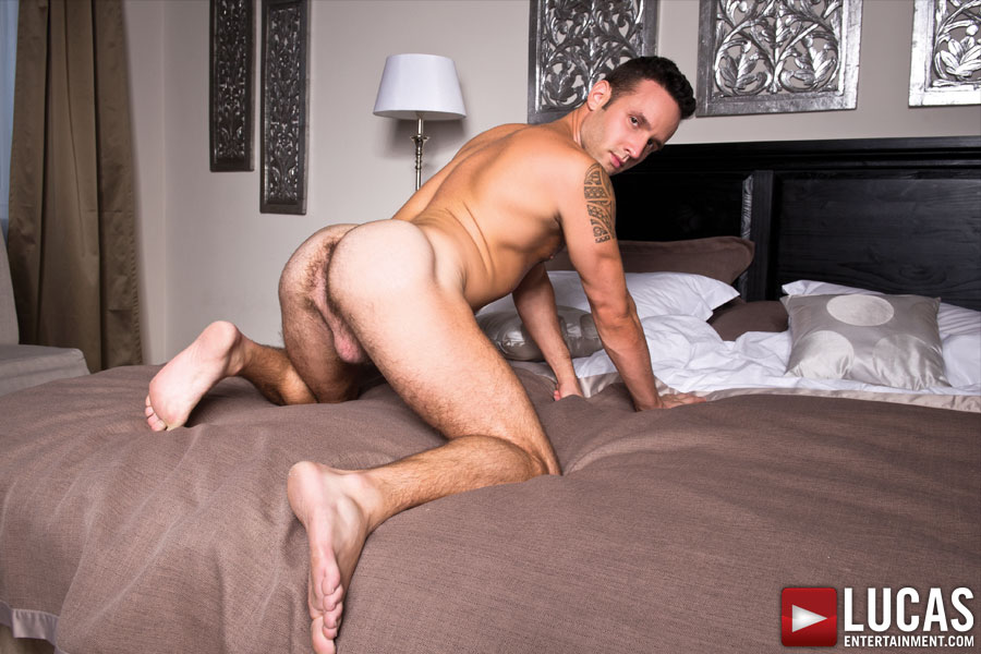 Aaron Steel - Gay Model - Lucas Raunch