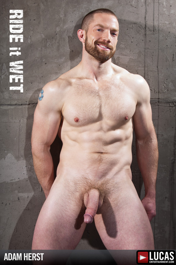 Adam Herst - Gay Model - Lucas Raunch