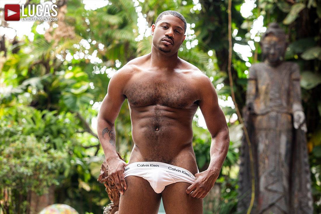 Adonis Couverture - Gay Model - Lucas Raunch