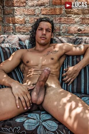 Alejandro Castillo - Gay Model - Lucas Raunch