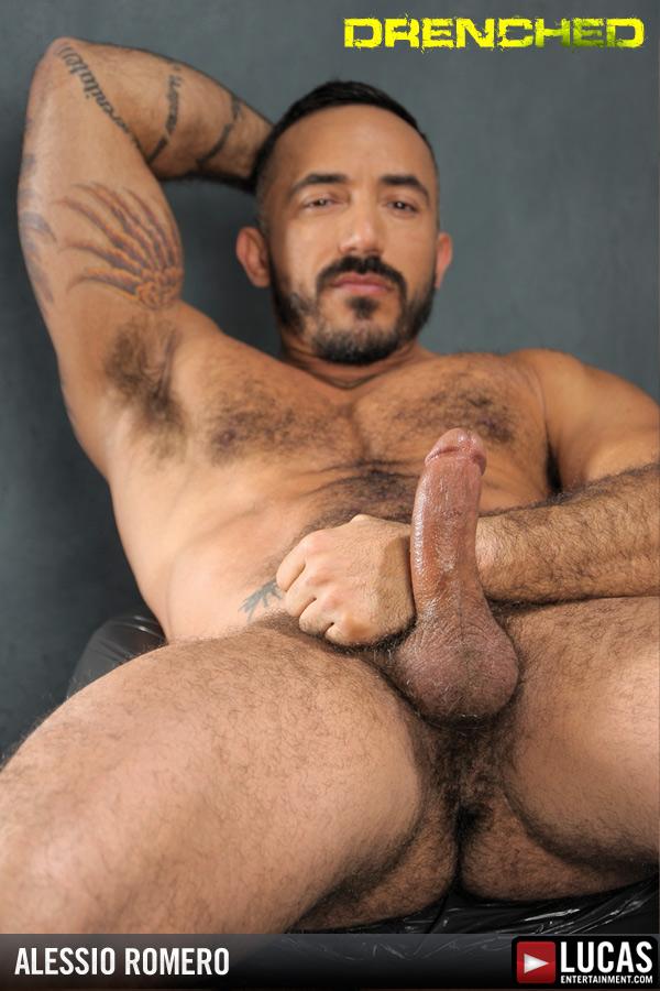 Alessio Romero - Gay Model - Lucas Raunch
