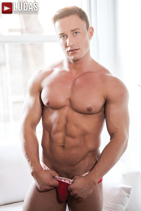 Alexander Volkov - Gay Model - Lucas Raunch