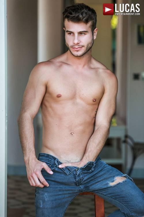 Allen King - Gay Model - Lucas Raunch