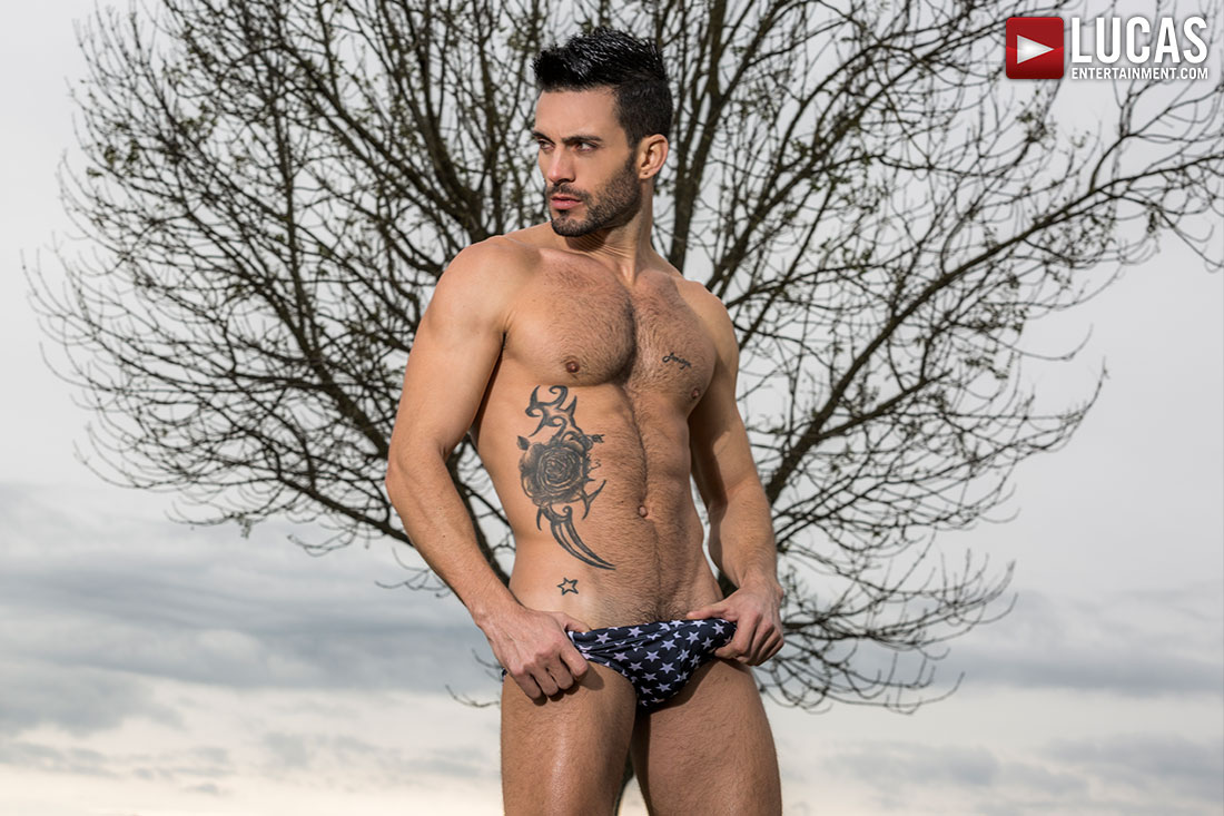 Andy Star - Gay Model - Lucas Raunch