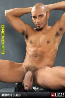 Antonio Biaggi - Gay Model - Lucas Raunch
