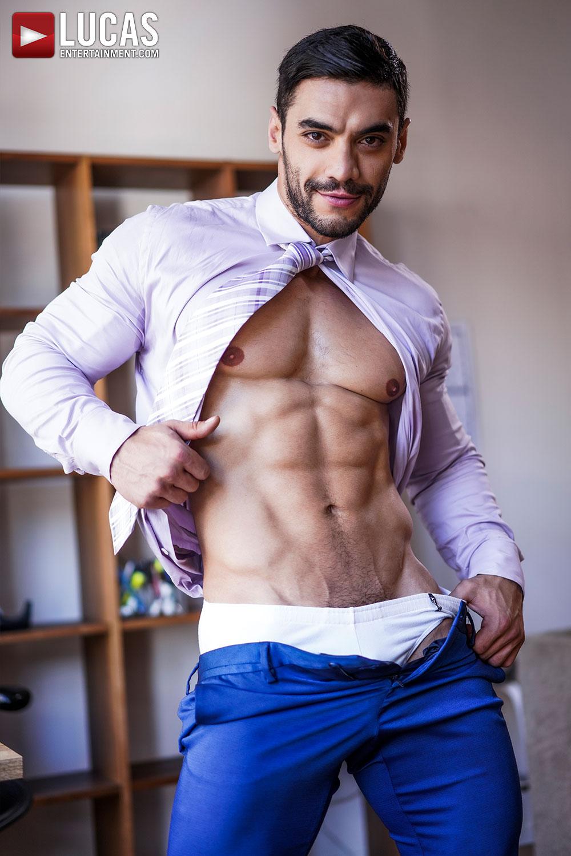 Arad Winwin - Gay Model - Lucas Raunch