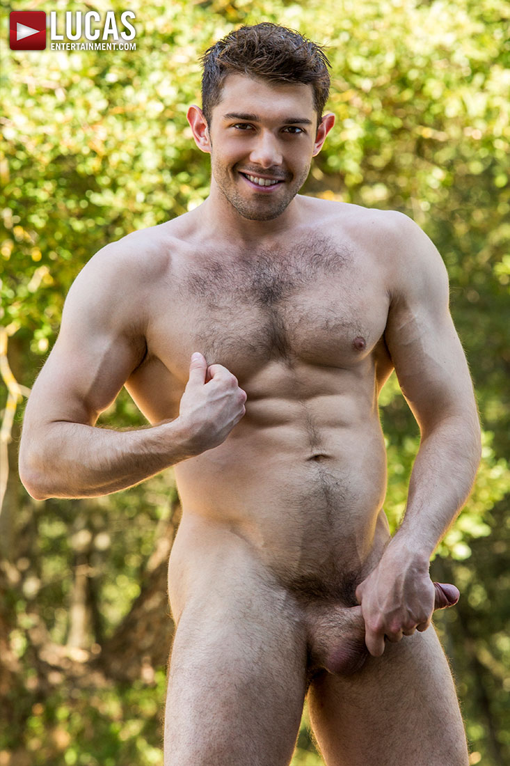 Ben Batemen - Gay Model - Lucas Raunch