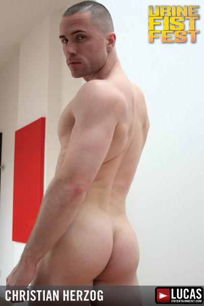 Christian Herzog - Gay Model - Lucas Raunch