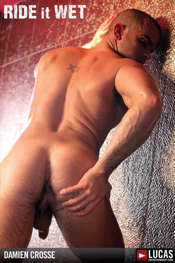 Damien Crosse - Gay Model - Lucas Raunch