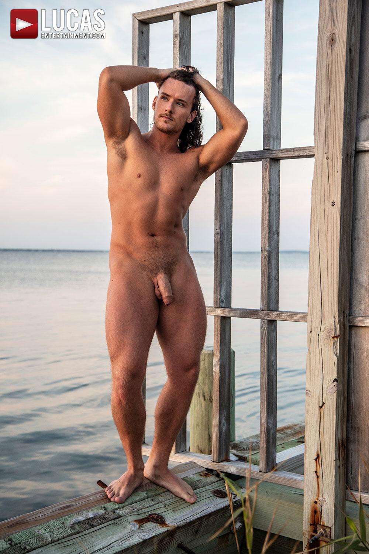 Dan Saxon - Gay Model - Lucas Raunch