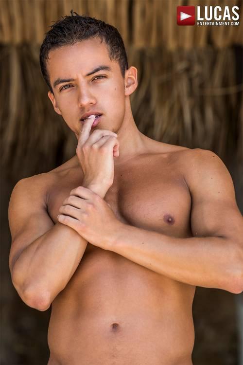 Dante Lauro - Gay Model - Lucas Raunch