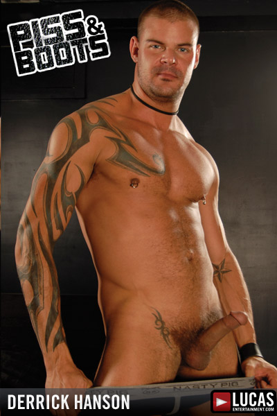 Derrick Hanson - Gay Model - Lucas Raunch