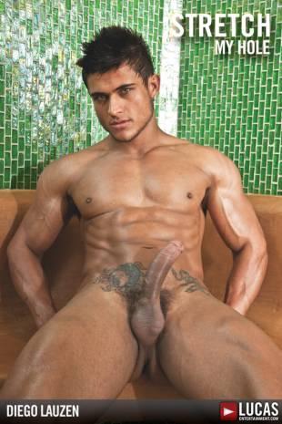 Diego Lauzen - Gay Model - Lucas Raunch