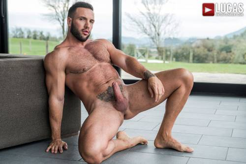 Donato Reyes - Gay Model - Lucas Raunch