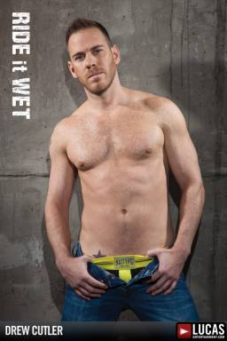 Drew Cutler - Gay Model - Lucas Raunch