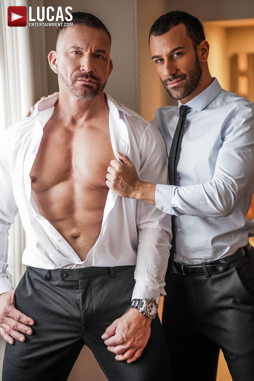 Gustavo Cruz - Gay Model - Lucas Raunch