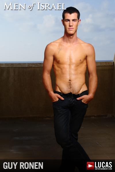 Guy Ronen - Gay Model - Lucas Raunch