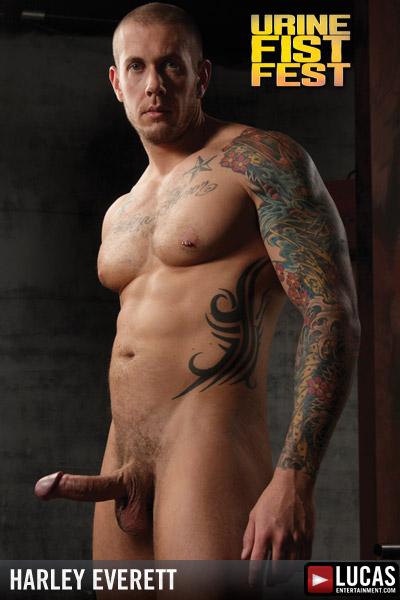 Harley Everett - Gay Model - Lucas Raunch