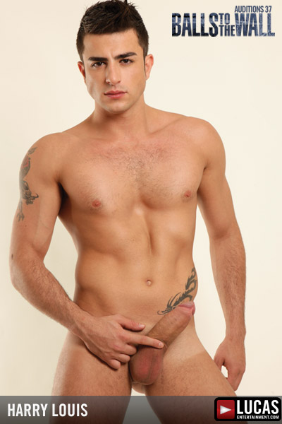 Harry Louis - Gay Model - Lucas Raunch