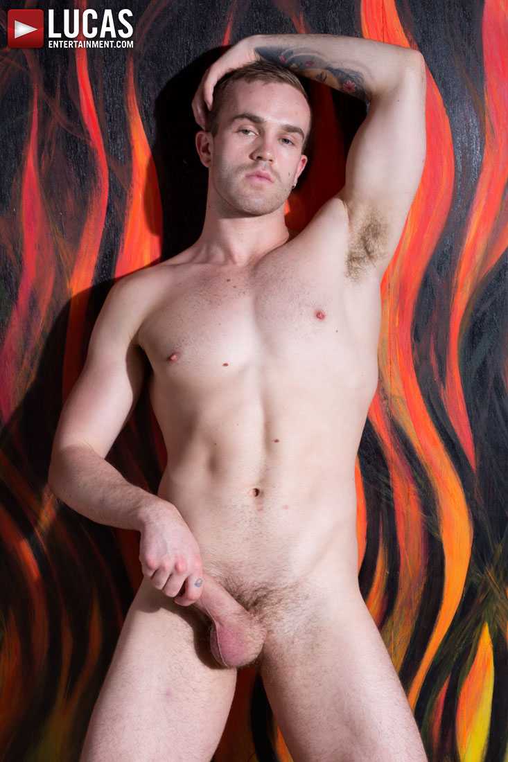 Jackson Radiz - Gay Model - Lucas Raunch