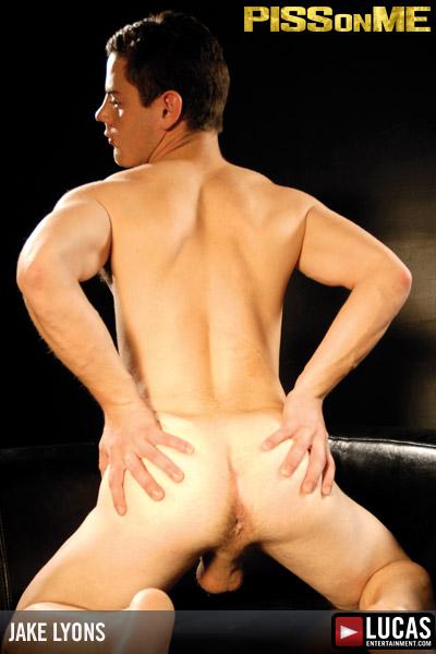Jake Lyons - Gay Model - Lucas Raunch